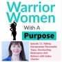 Artwork for WWP Podcast #11- Talking Entrepreneur Personality Types, Unschooling Your Kids, Bankruptcy And Balance with Cadey Charfen
