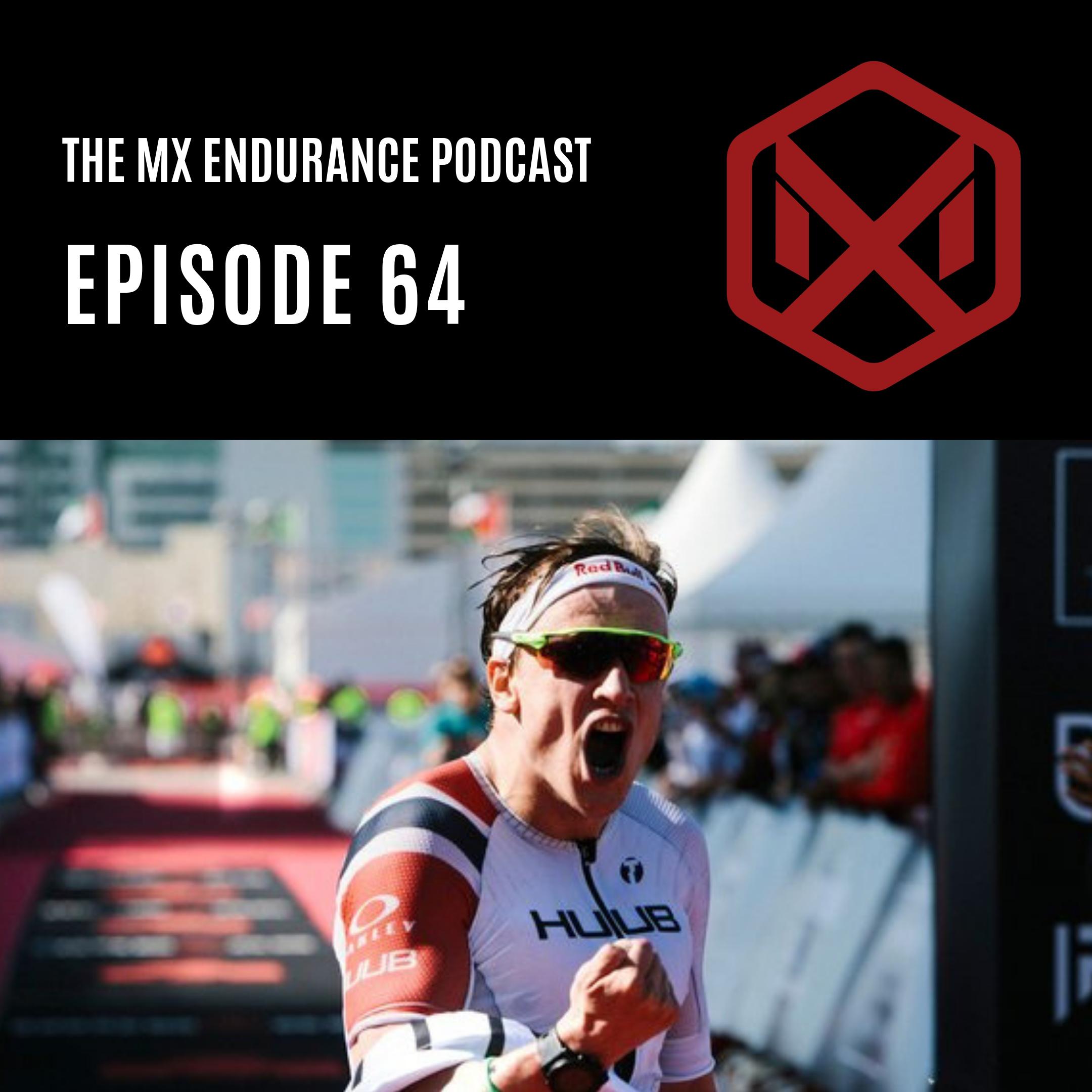 #64 - The World's Fastest 70.3 Athlete - Kristian Blummenfelt