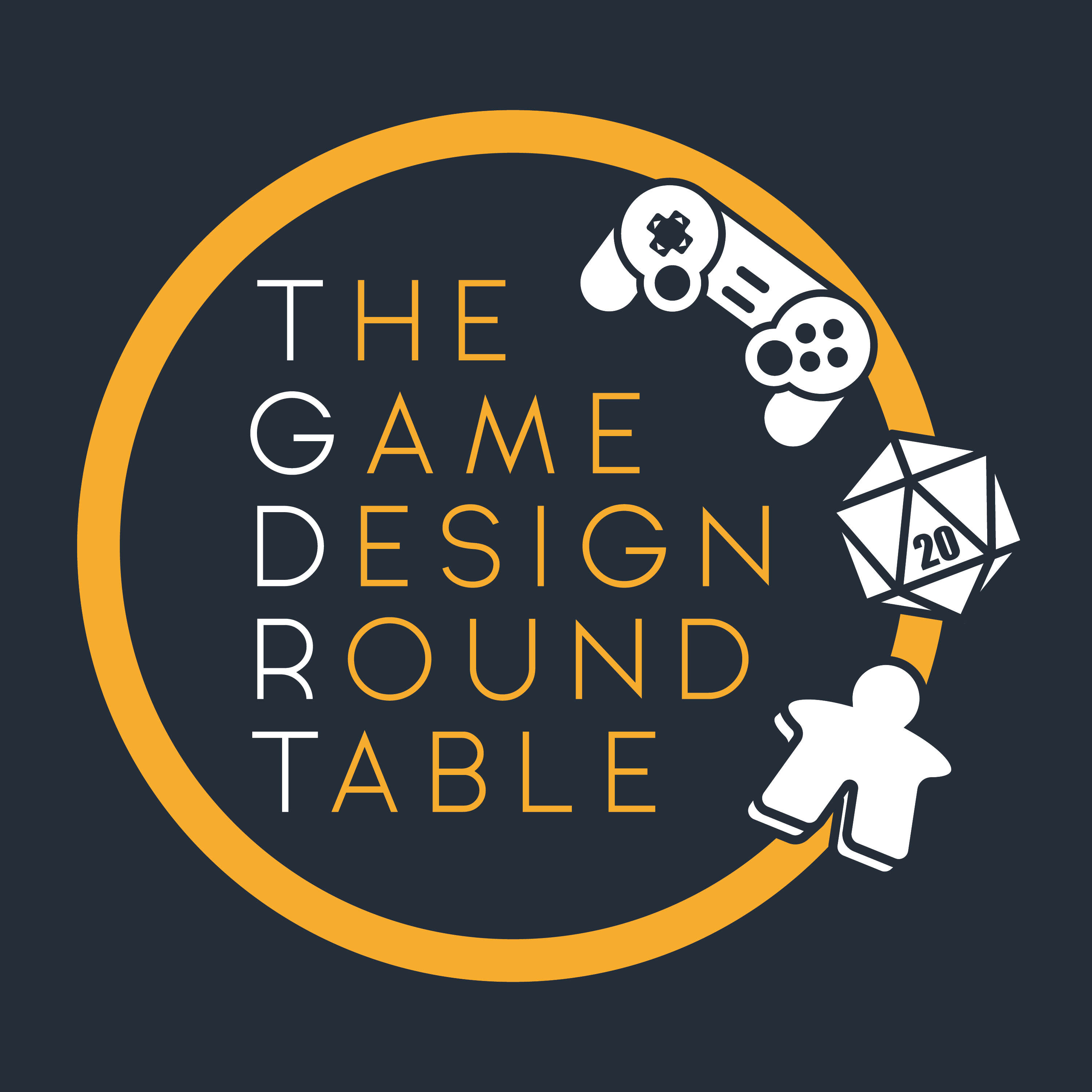 The Game Design Round Table show art
