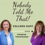 """Artwork for Ep. 32 """"When Two Insurance Geeks Get Together"""" with Colleen Huff, FAADOM"""