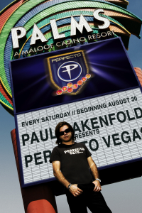 Perfecto Podcast: featuring Paul Oakenfold: Episode 003