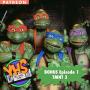 Artwork for BONUS EPISODE - Teenage Mutant Ninja Turtles 3!