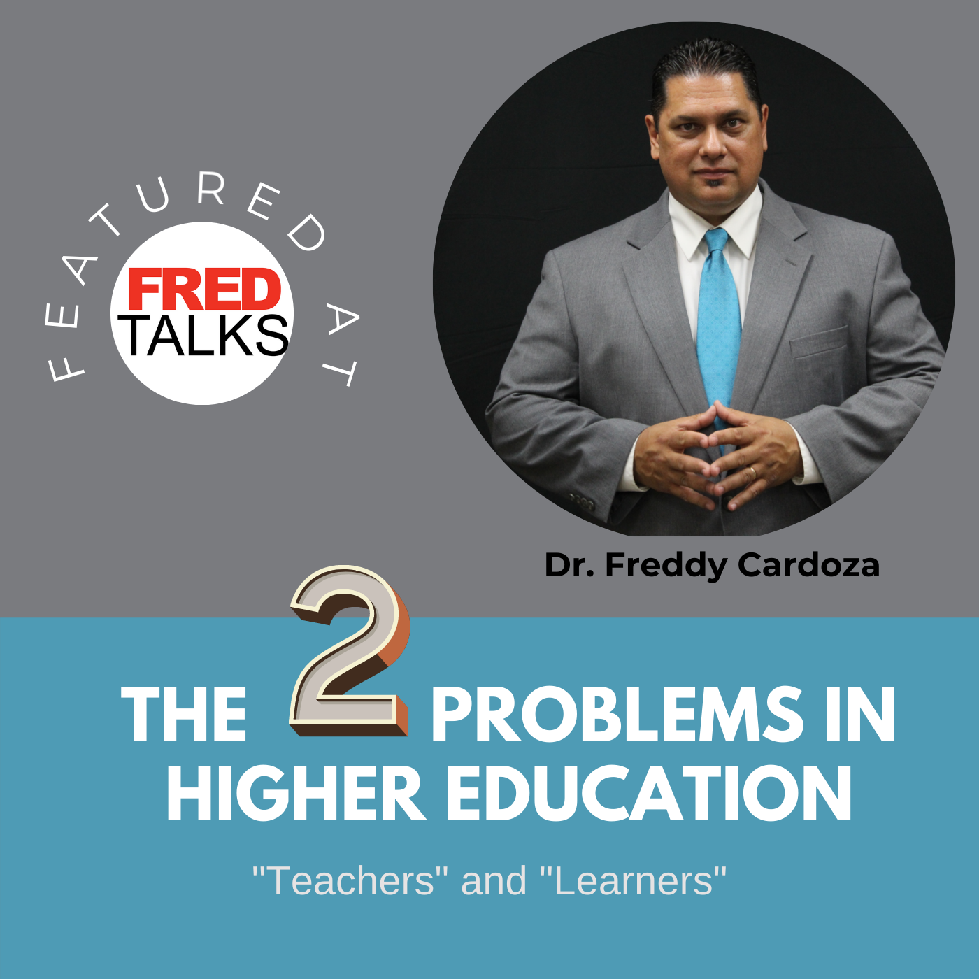The Two Problems in Higher Education episode