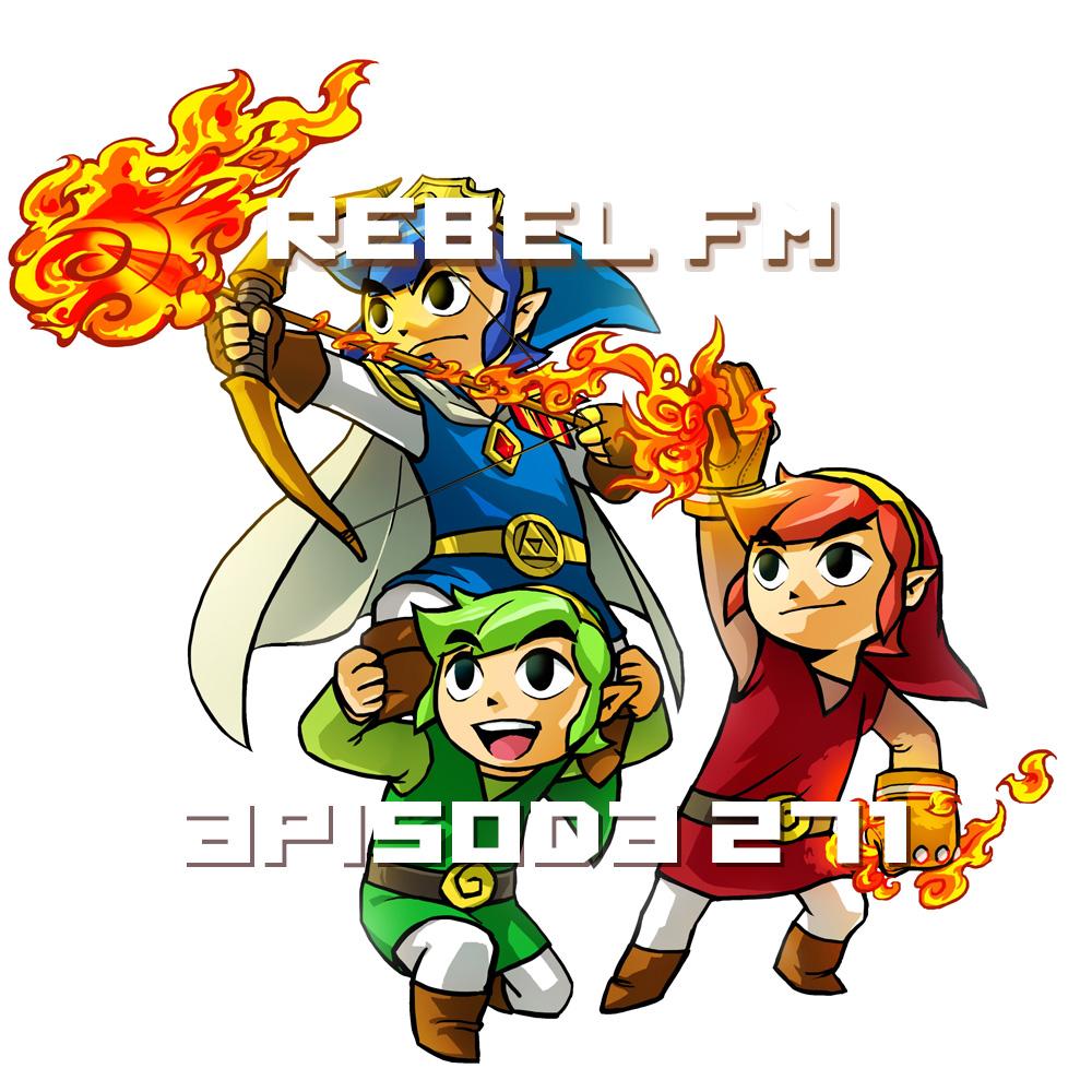 Rebel FM Episode 271 - 10/16/2015
