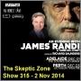 Artwork for The Skeptic Zone #315 - 2.Nov.2014