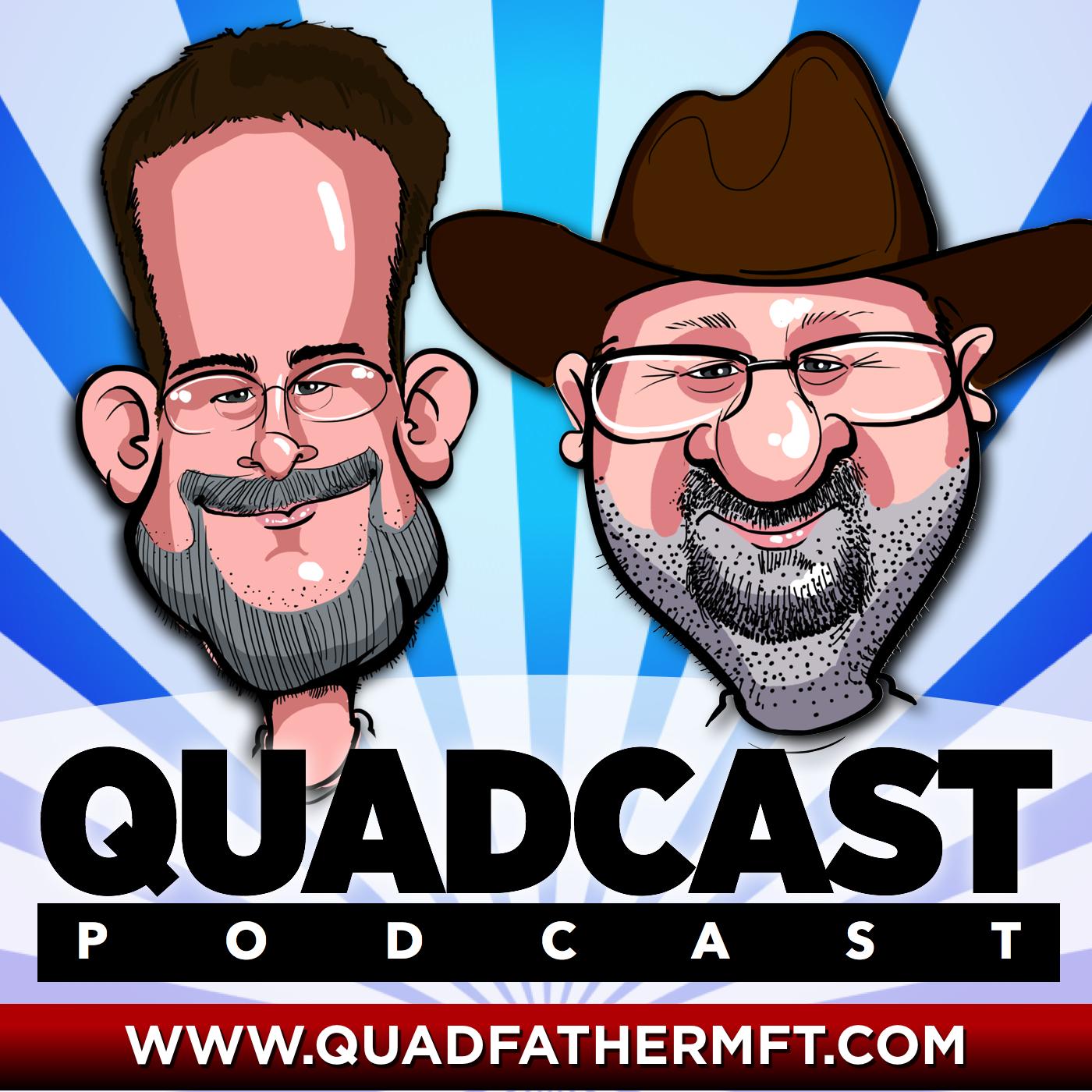 QuadCast podcast logo