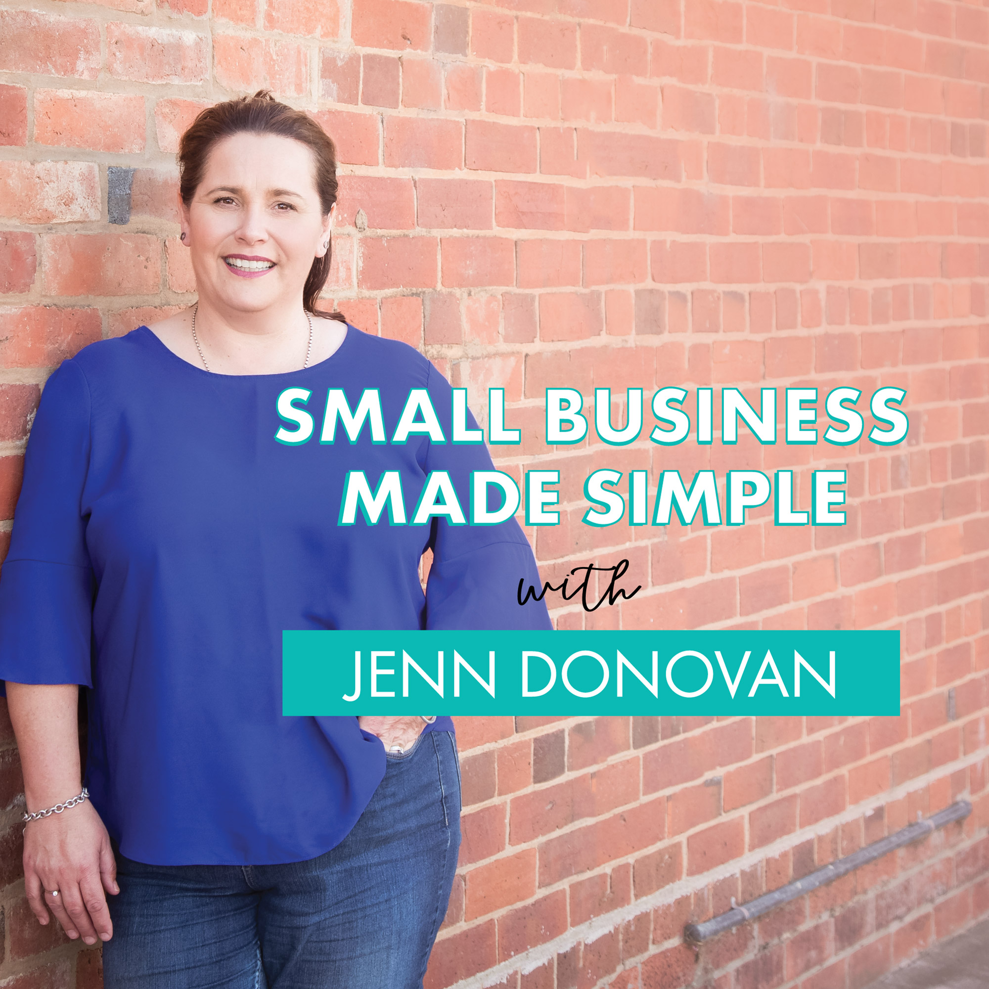 Small Business Made Simple Podcast show art