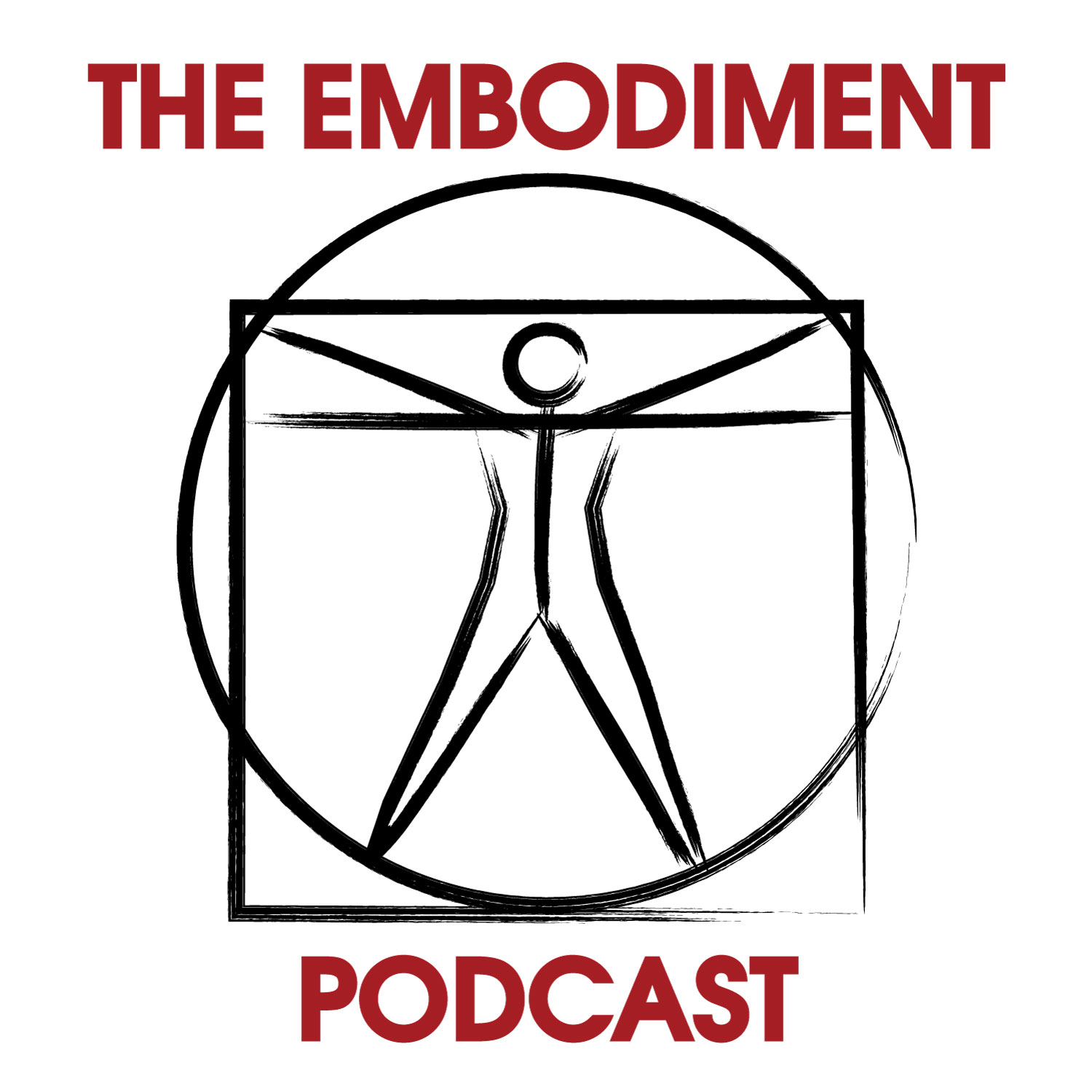 The Embodiment Podcast show art