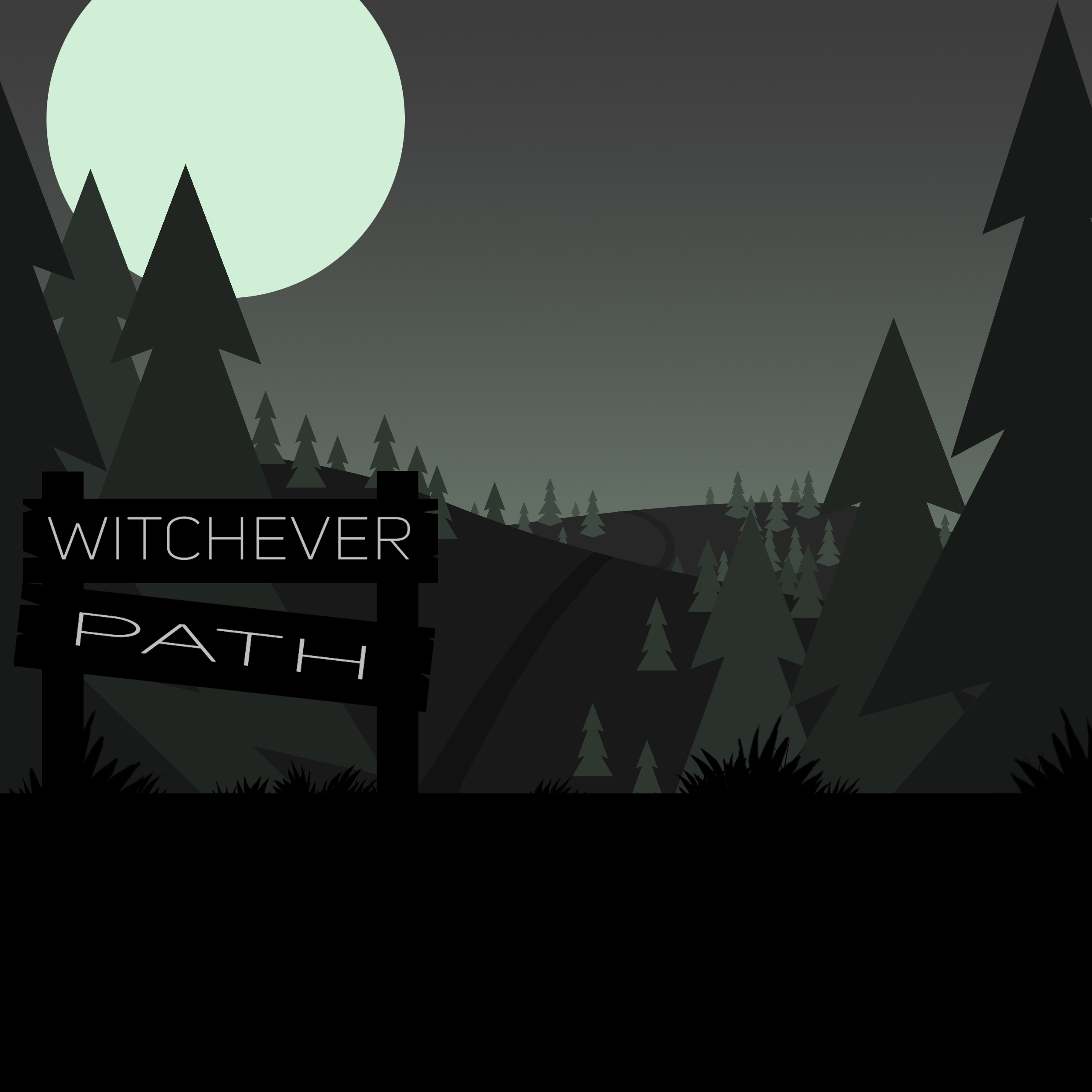 Witchever Path show art