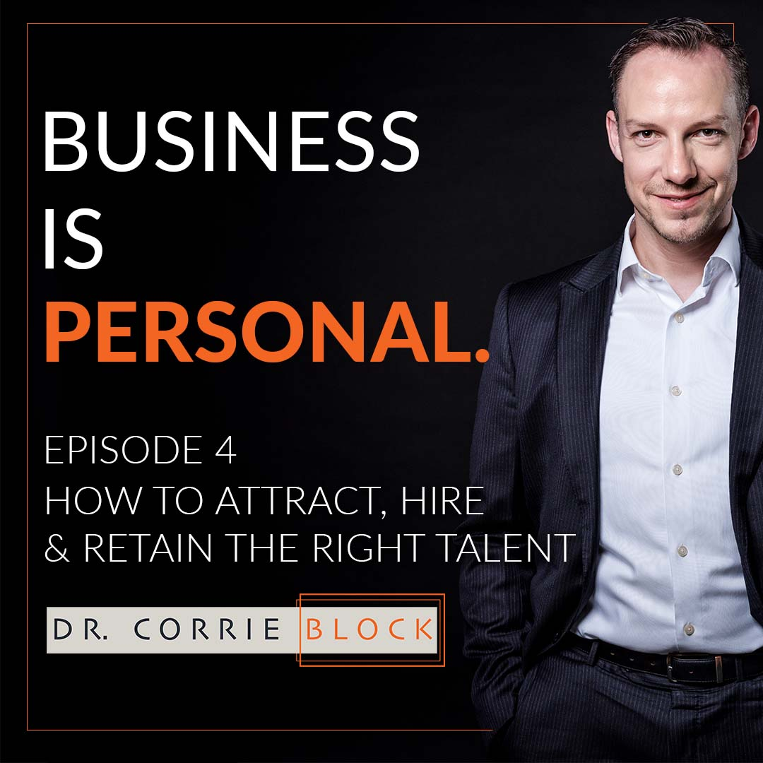 Artwork for Ep04: How to Attract, Hire & Retain the Right Talent?