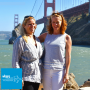Artwork for Kimberley Lovato and Jill Robinson - Travel Writers Living the Dream