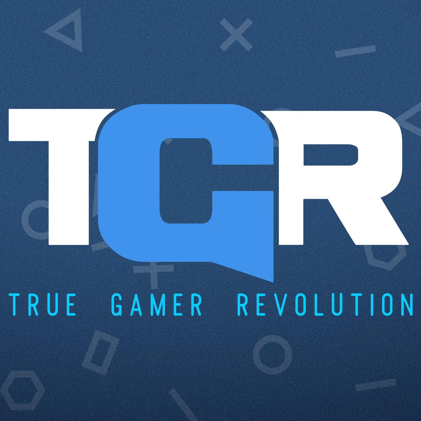 truegamer's podcast show art