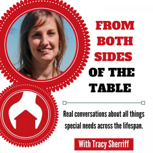 Views From Both Sides of the Table: Special Needs  Parenting  Education