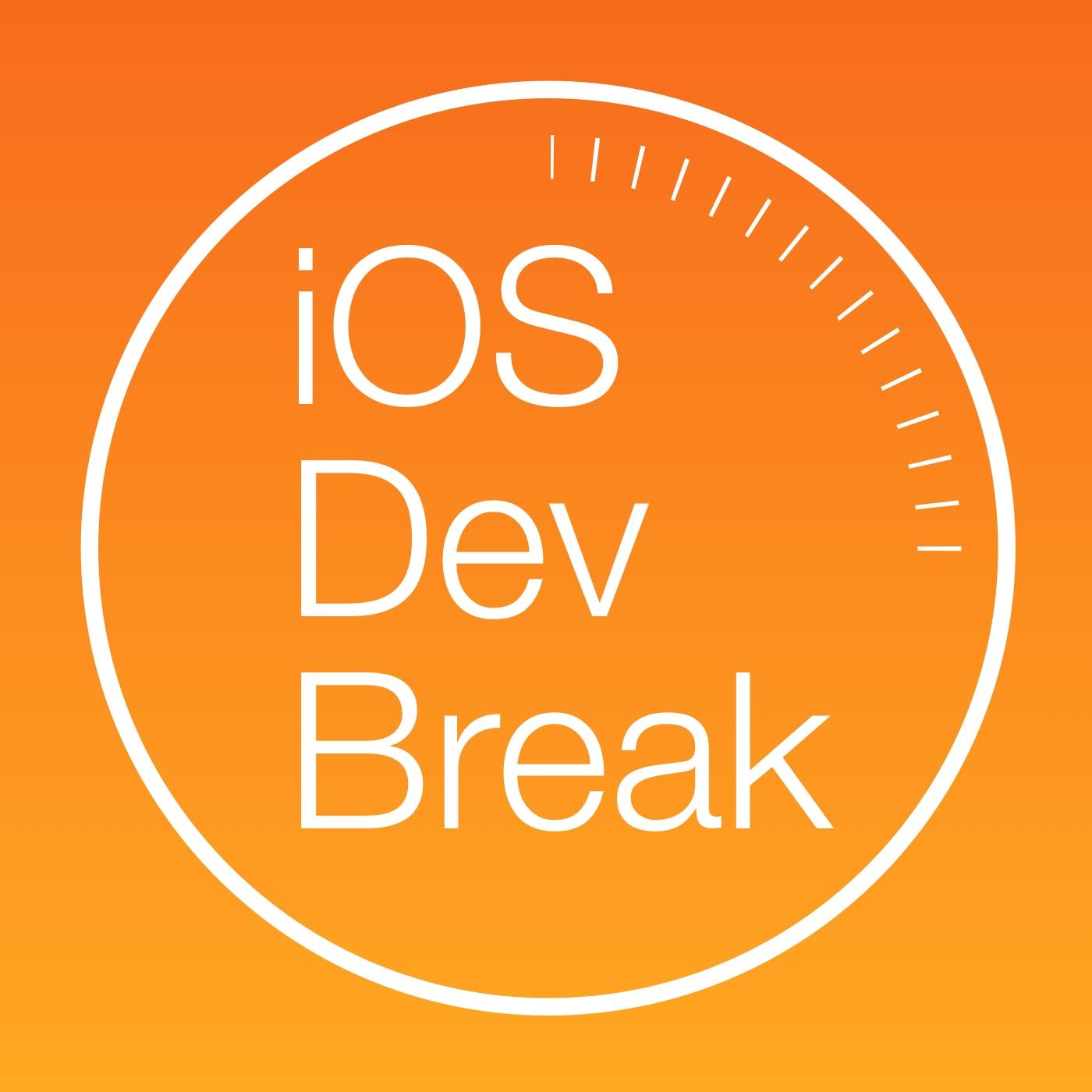 iOS Dev Break show art