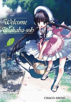 Podcast Episode 161: Welcome to Wakaba-soh Volume 1