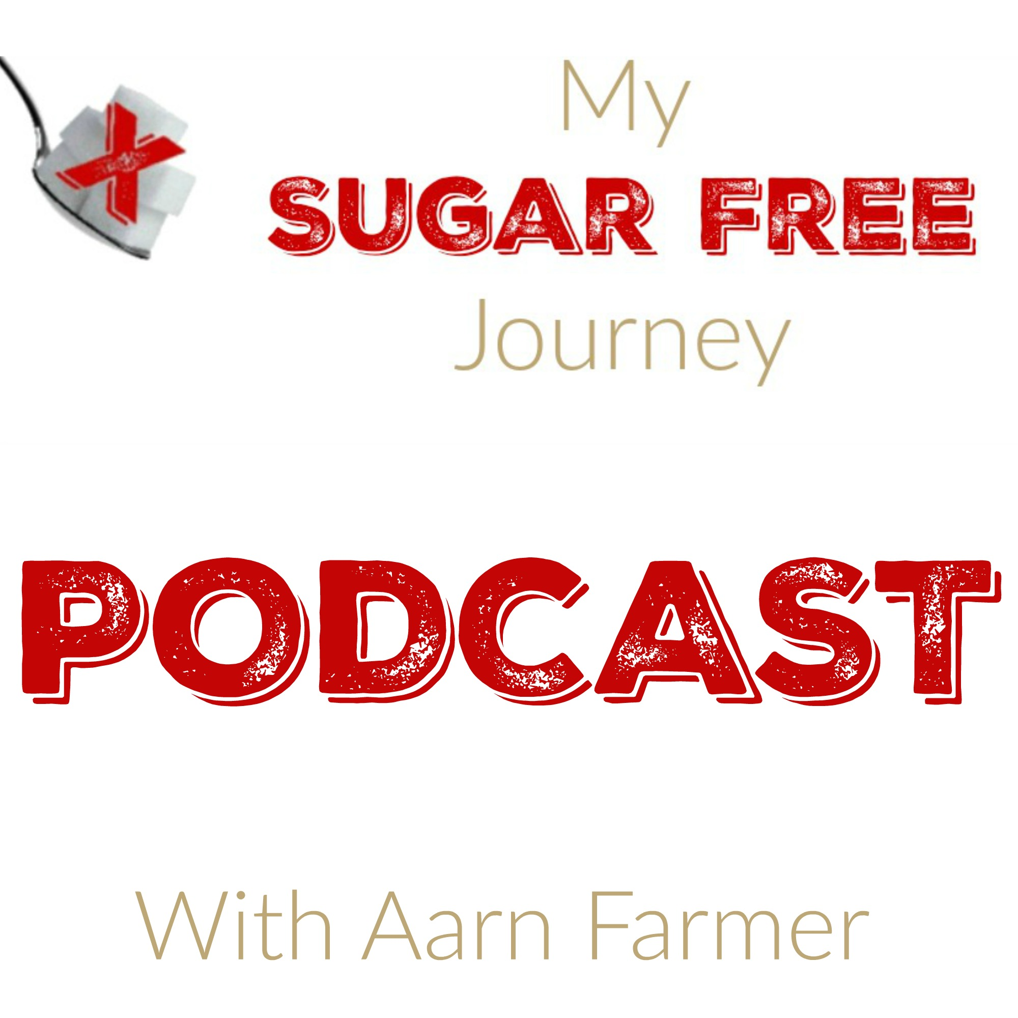 MySugarFreeJourney's podcast show art