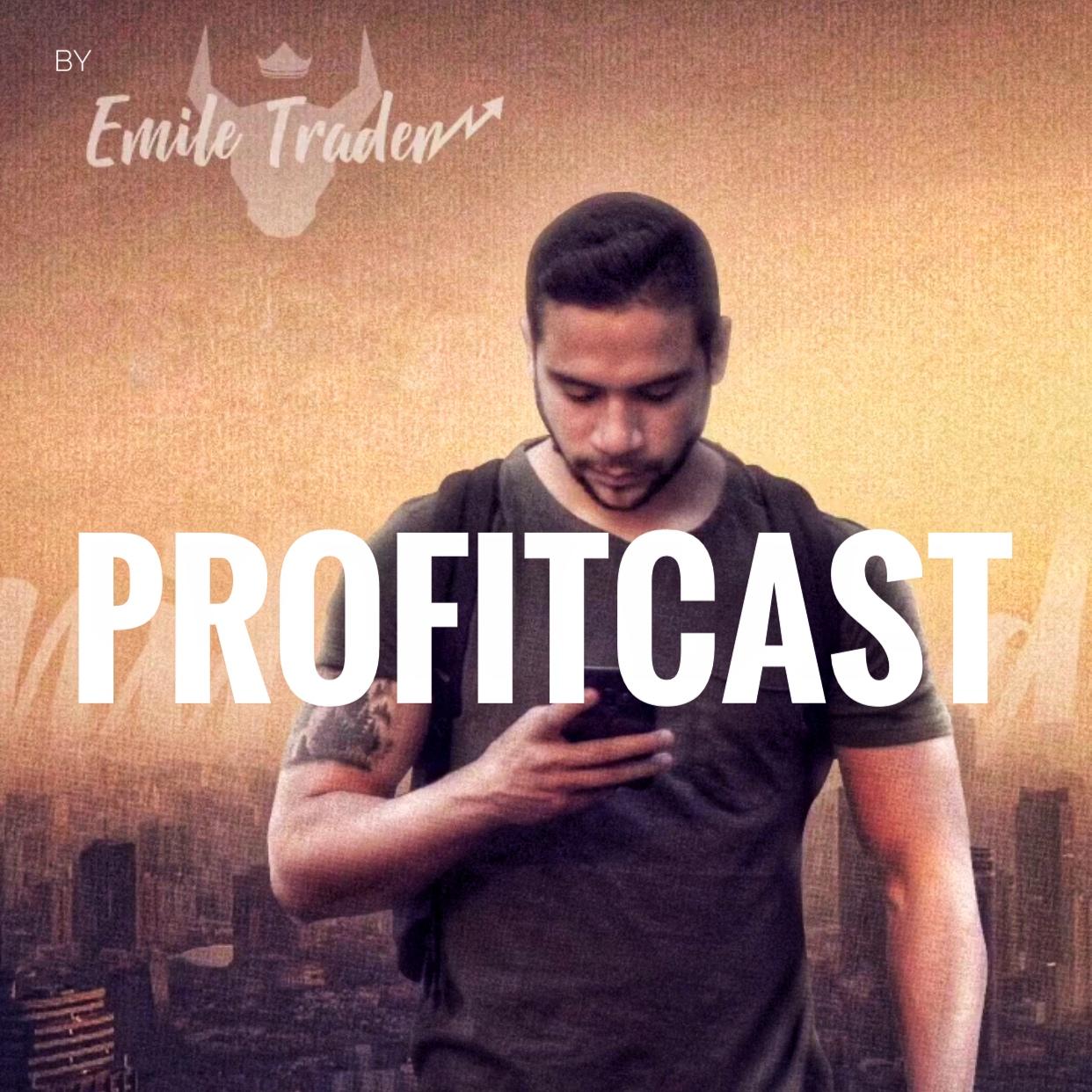 Profitcast4life's podcast show art