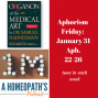 Artwork for Aphorism Fridays: The Organon, 22-26
