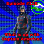 Artwork for Ep #138: What's up with the new Captain America?