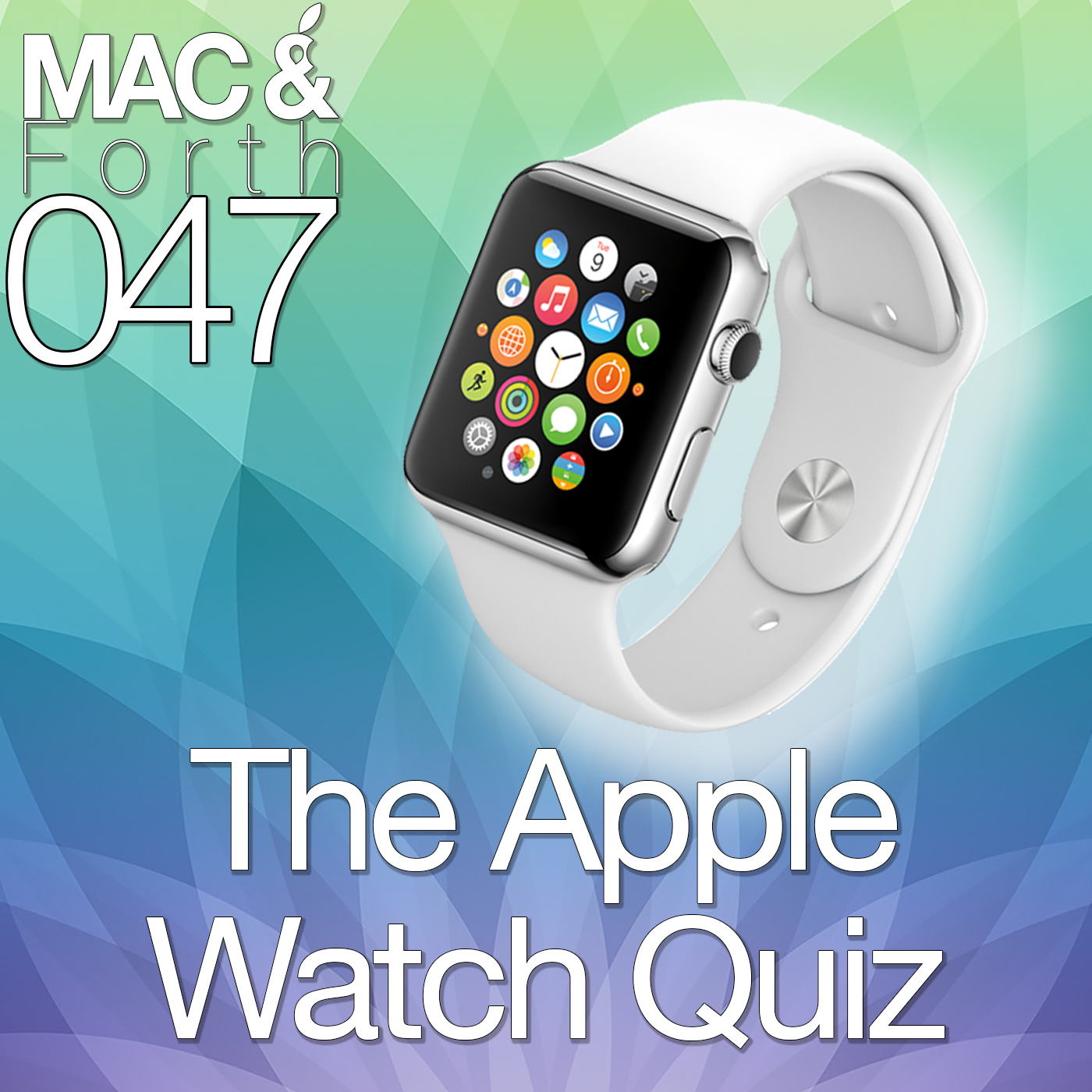 The Mac & Forth Show 047 - The Apple Watch Quiz