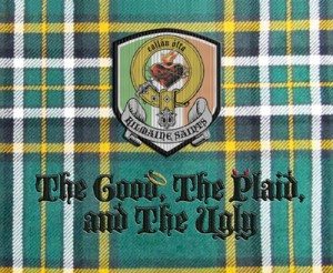 Shite'n'Onions Podcast #25: Kilmaine Saints- The Good The Plaid and The Ugly