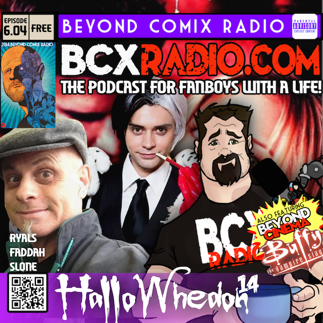 BCXradio 6.04 - HalloWhedon 14