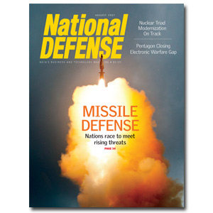 Artwork for August 2017 — Missile Defense: Nations race to meet rising threats