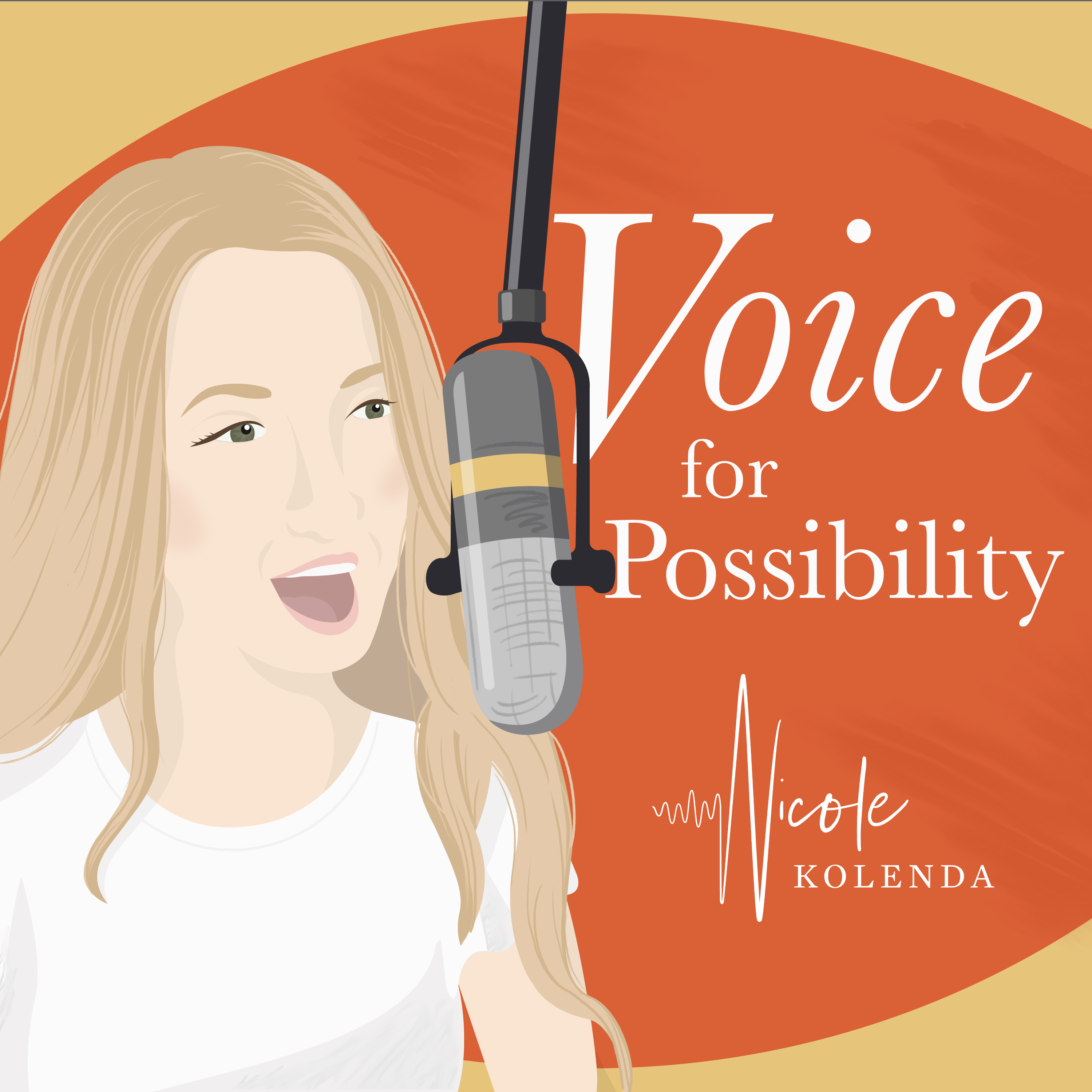Voice for Possibility show art