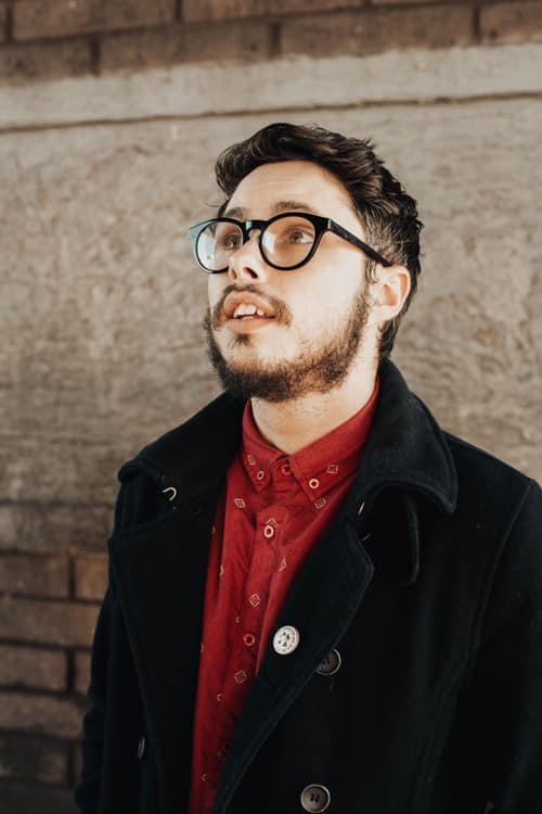 Standup Comedian Zack Lyman