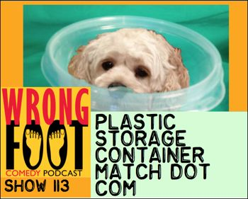 EP113--Plastic Storage Container Match Dot Com