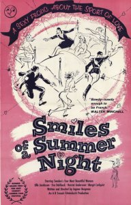 Episode 55: Smiles of a Summer Night (1955)