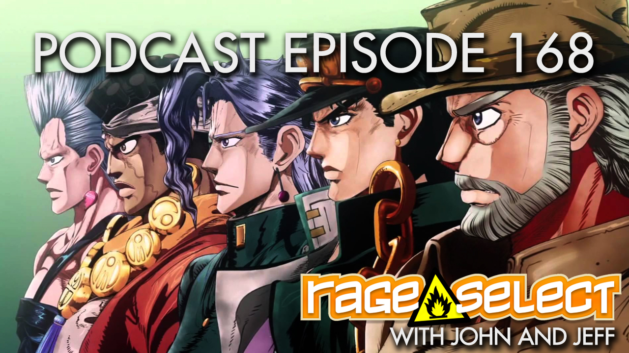 Rage Select Podcast Episode 168 - John and Jeff Answer Your Questions!