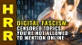 Artwork for DIGITAL FASCISM: CENSORED topics you're not allowed to mention online