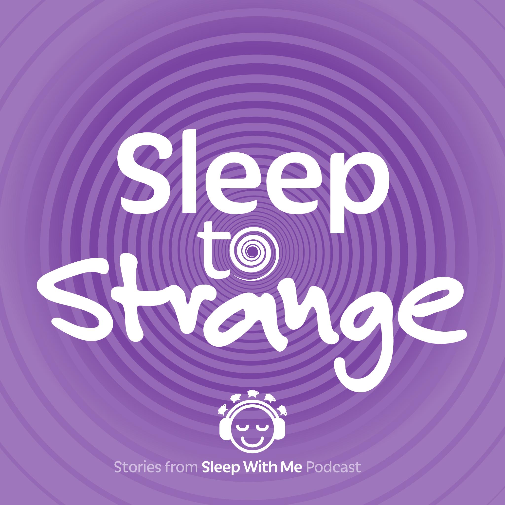 Sleep to Strange show art