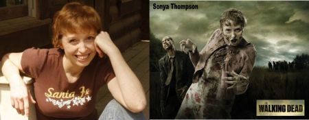 Episode 19 - Sonya Thompson from AMC's The Walking Dead