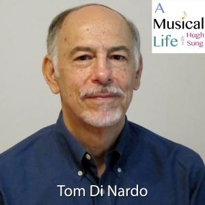 Tom Di Nardo, Arts Writer and Author