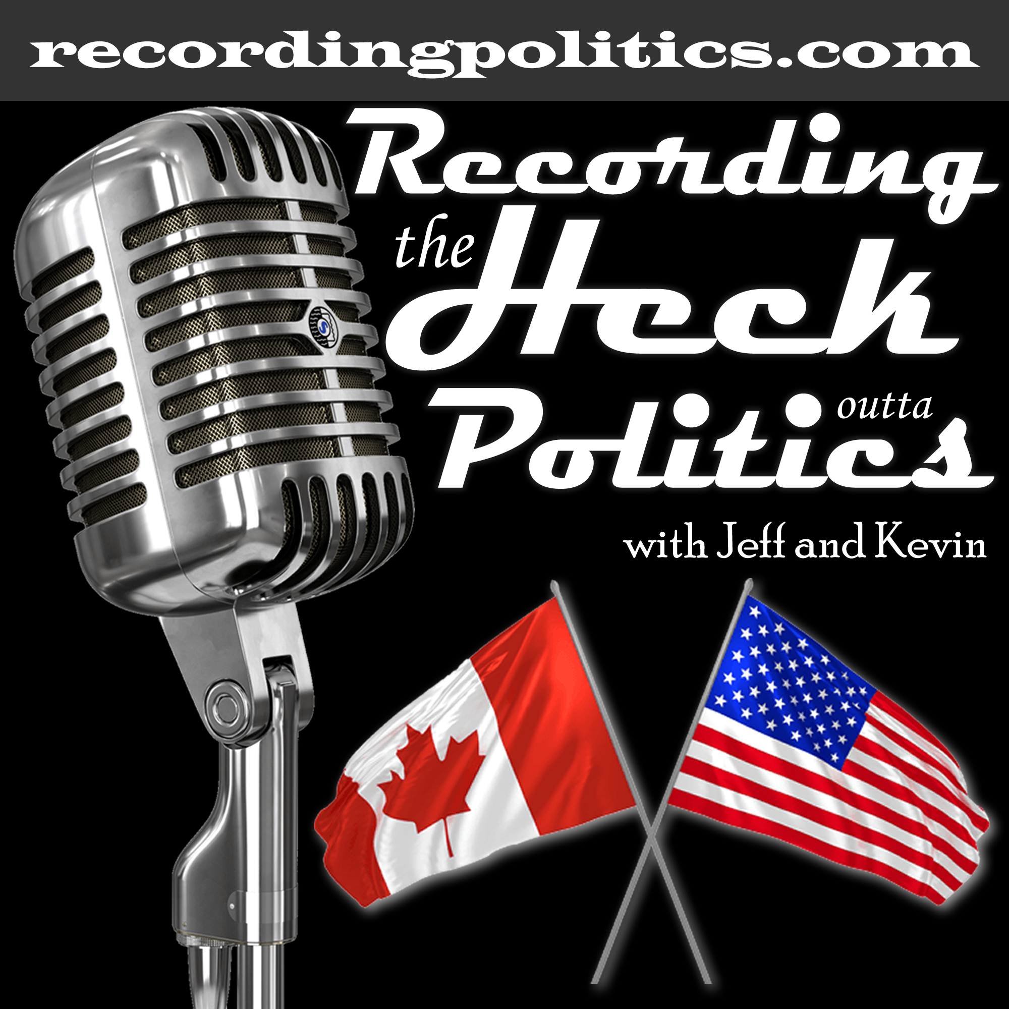 Artwork for Recording the Heck Outta Politics 004 - Firearms Interview with the Wife!