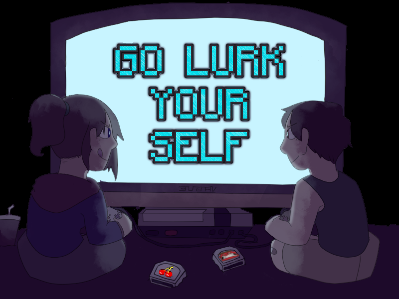 Go Lurk Yourself show image