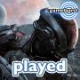 Artwork for GameBurst Played - Mass Effect Andromeda