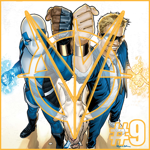 Cultural Wormhole Presents: Valiant Future Episode 9