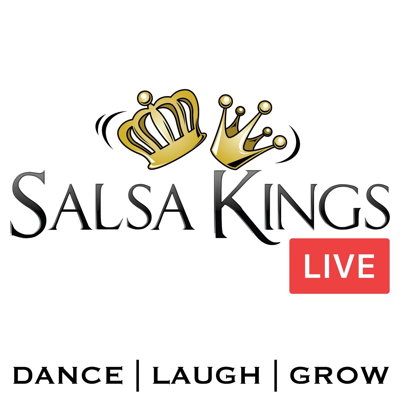 Salsa Kings LIVE show art