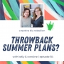 Artwork for Throwback Episode - Episode 84 - Summer Plans? Plan to Rock Your Summer