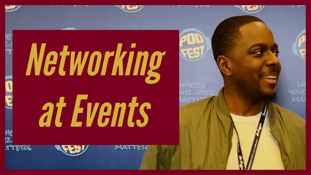 Networking at Events to Build Your Personal Brand