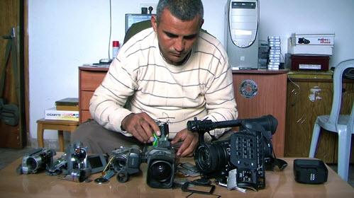 Guy Davidi - Israeli Documentary Filmmaker - Revisiting 5 Broken Cameras