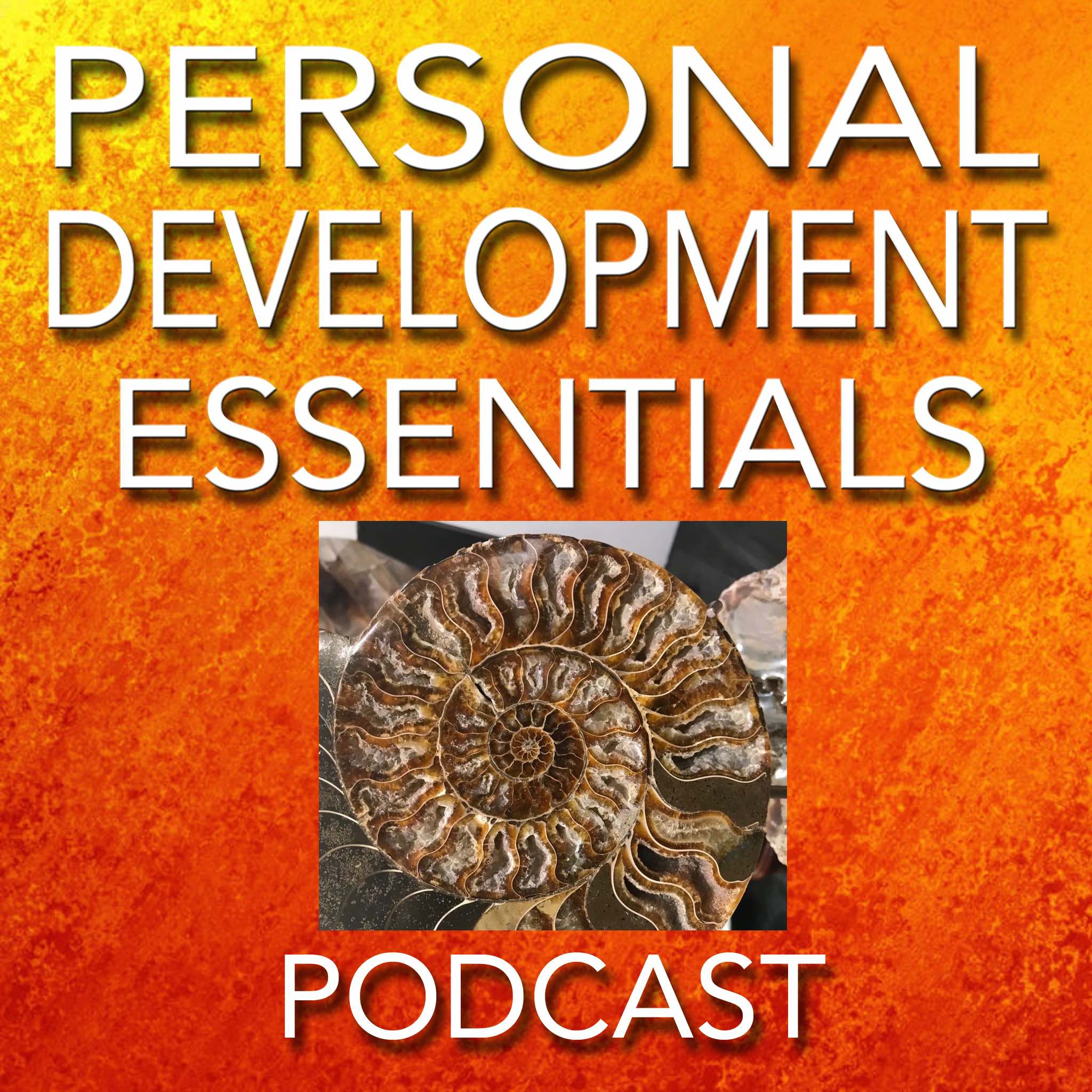 Personal Development Essentials show art