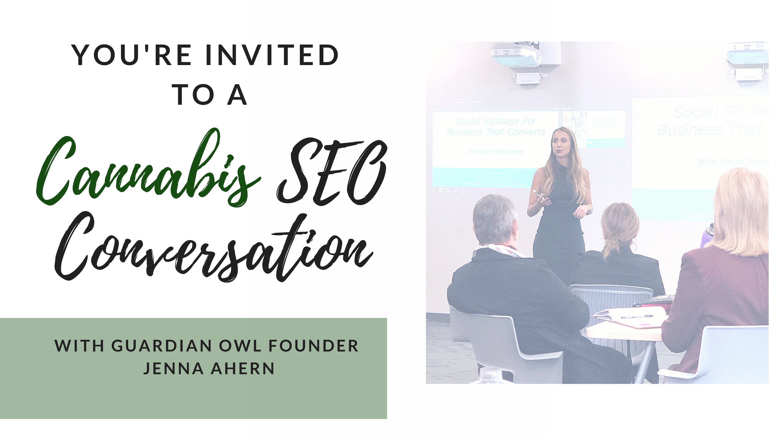 Artwork for Cannabis Business SEO Conversation | 20 Minute Audit You Can Do Yourself