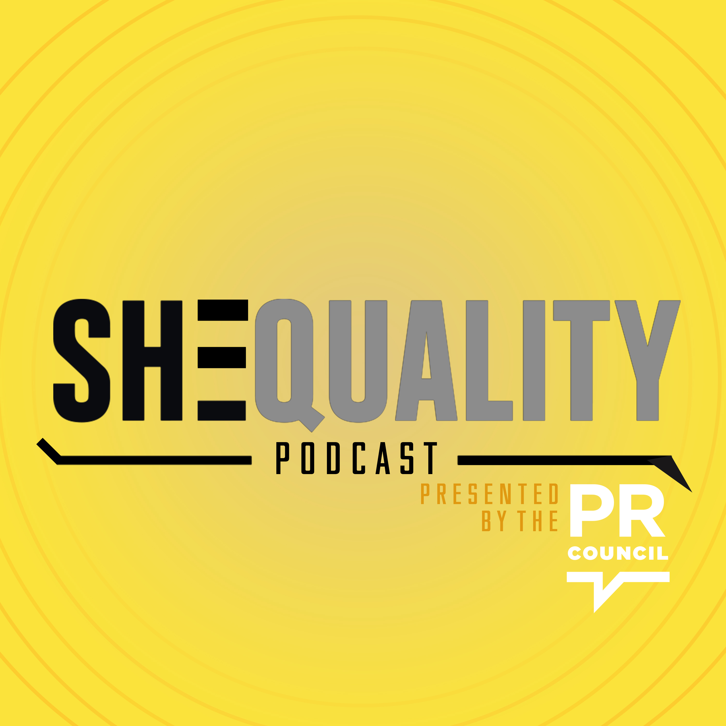 SHEQUALITY Podcast show art