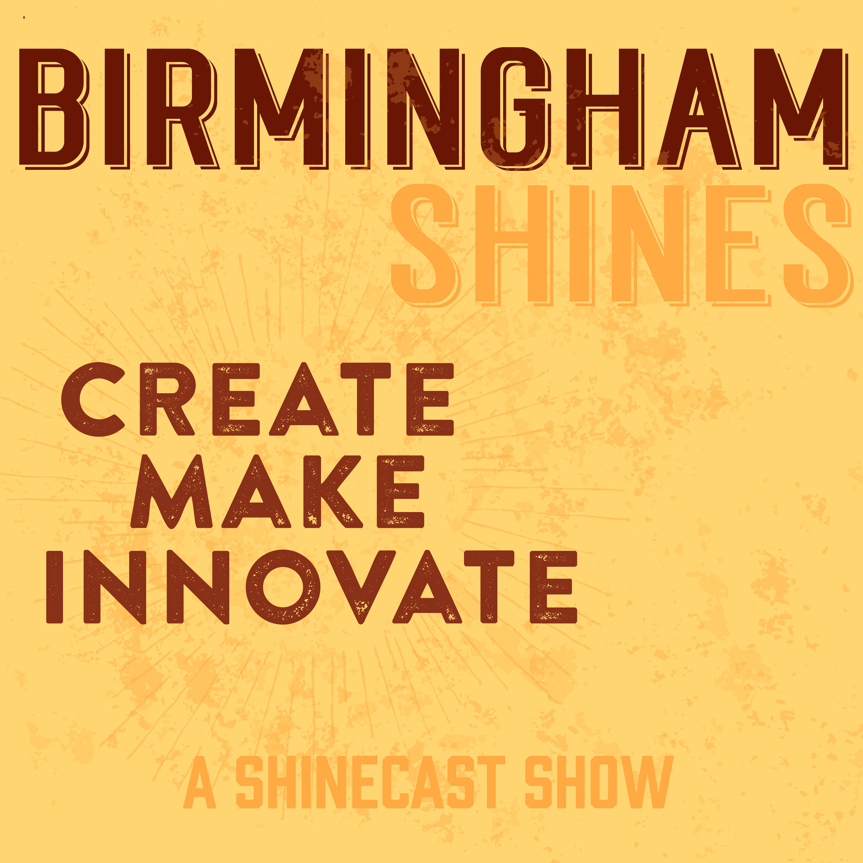 Birmingham Shines show art