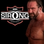 """Artwork for ROHStrong Episode 21: """"The Last Real Man"""" Silas Young"""