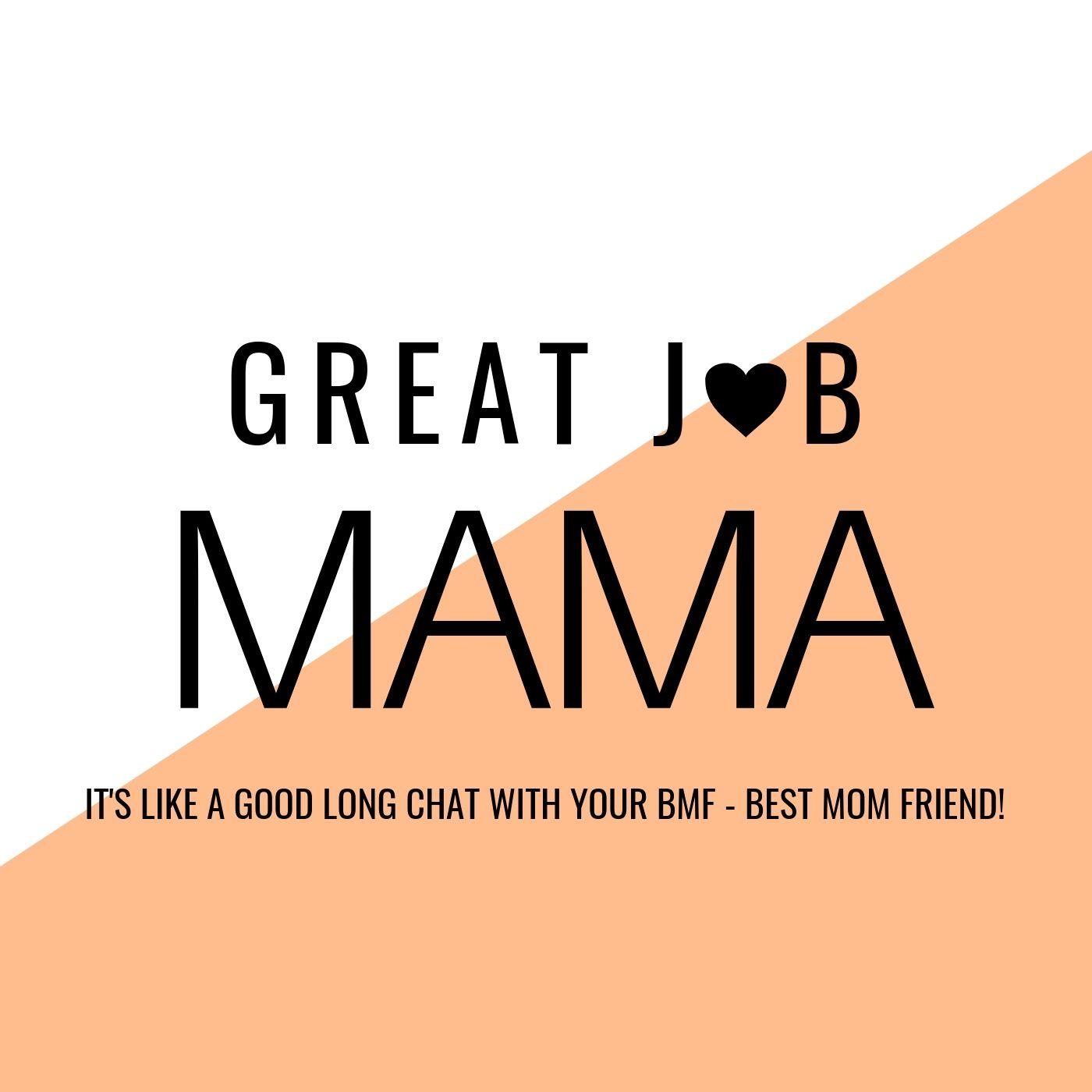 Great Job Mama show art